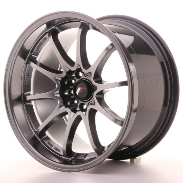 JR Wheels JR5 18x10,5 ET12 5x114,3 Hyper Black