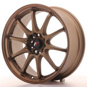 JR Wheels JR5 18x8 ET35 5x114,3 Dark Anodized Bronze