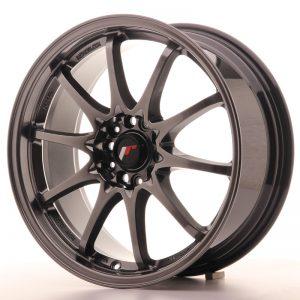 JR Wheels JR5 18x8 ET35 5x114,3 Hyper Black