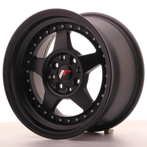 JR Wheels JR6 15x8 ET25 4x100/108 Matt Black