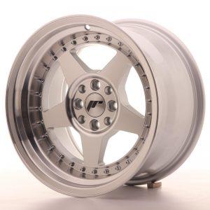 JR Wheels JR6 16x9 ET20 4x100/108 Gloss Black