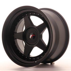 JR Wheels JR6 17x10 ET20 BLANK Matt Black