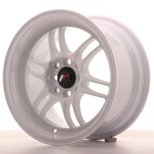 JR Wheels JR7 15x8 ET35 4x100/114 White