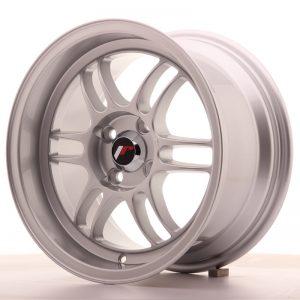JR Wheels JR7 15x8 ET35 4x100 Silver