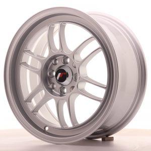 JR Wheels JR7 16x7 ET38 4x100/114 Silver