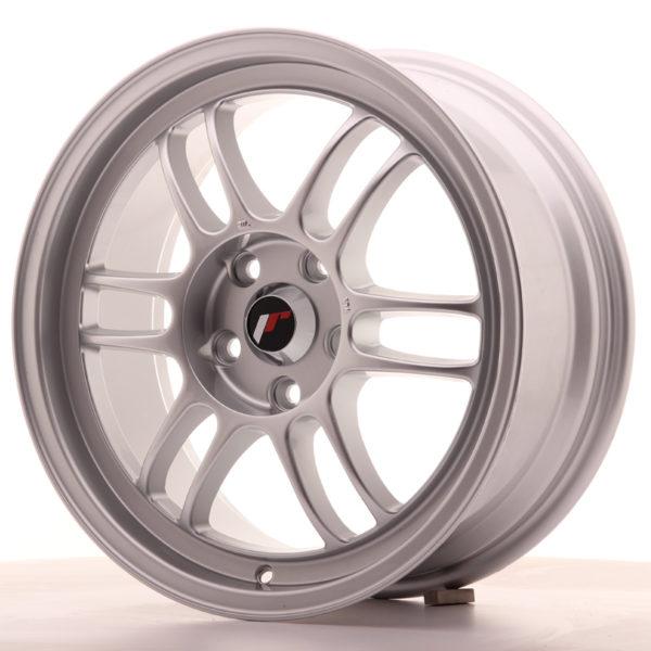 JR Wheels JR7 17x7,5 ET42 5x114,3 Silver