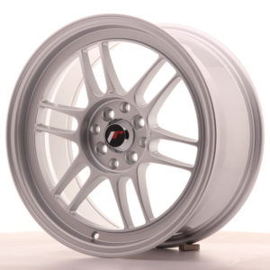 JR Wheels JR7 17x8 ET35 4x100/114,3 Silver