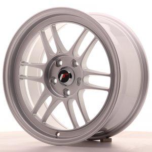 JR Wheels JR7 17x8 ET35 5x114,3 Silver