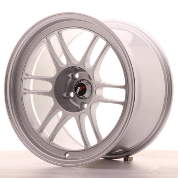 JR Wheels JR7 18x10,5 ET15 5x114,3 Silver