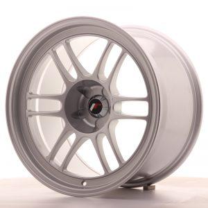 JR Wheels JR7 18x10,5 ET15 5H BLANK Silver