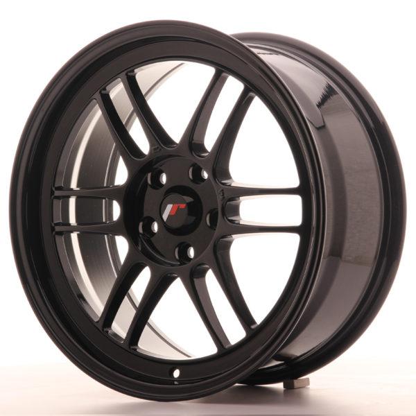 JR Wheels JR7 18x8 ET35 5x114,3 Black