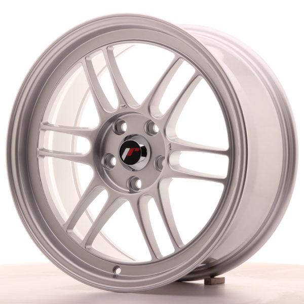 JR Wheels JR7 18x8 ET35 5x114,3 Silver