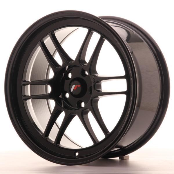 JR Wheels JR7 18x9 ET35 5x114,3 Black