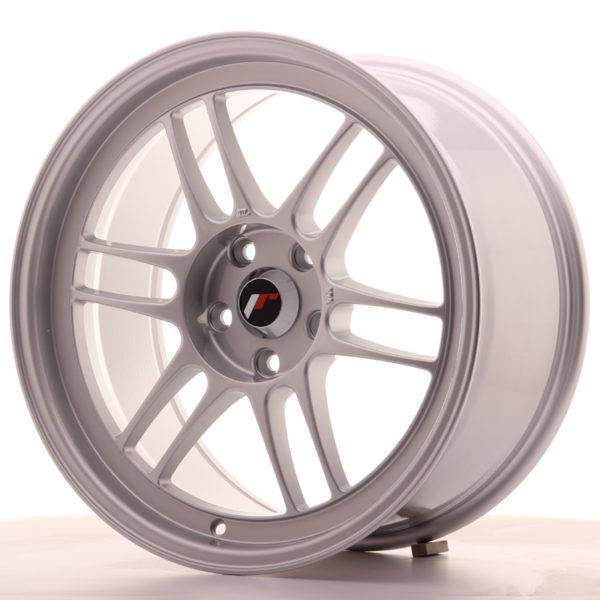 JR Wheels JR7 18x9 ET35 5x114,3 Silver