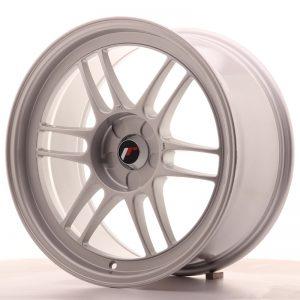 JR Wheels JR7 18x9 ET35 5H BLANK Silver