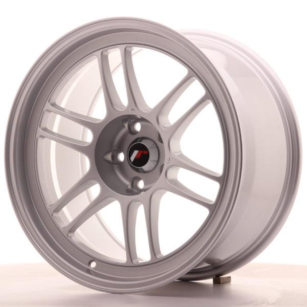JR Wheels JR7 18x9,5 ET15 5x114,3 Silver