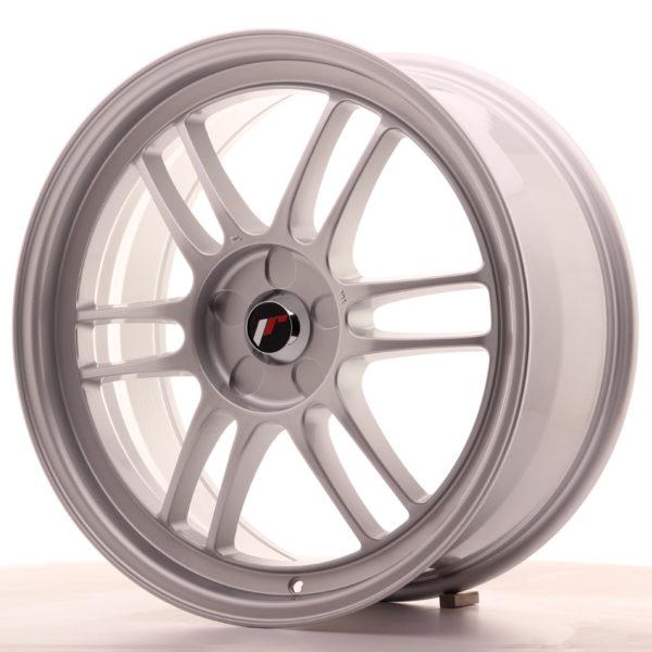 JR Wheels JR7 19x8,5 ET35-42 5H BLANK Silver
