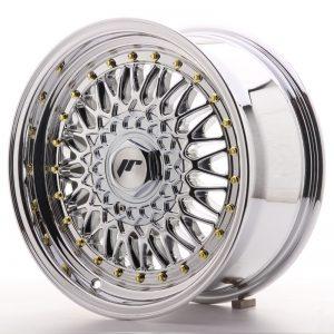 JR Wheels JR9 16x7,5 ET25 4x100/108 Chrome
