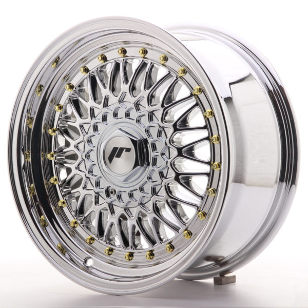 JR Wheels JR9 16x7,5 ET25 4x100/108 Chrome