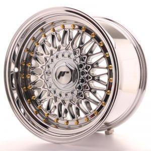 JR Wheels JR9 16x9 ET20 4x100/108 Chrome
