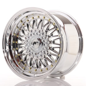 JR Wheels JR9 17x10 ET20 5x112/120 Chrome