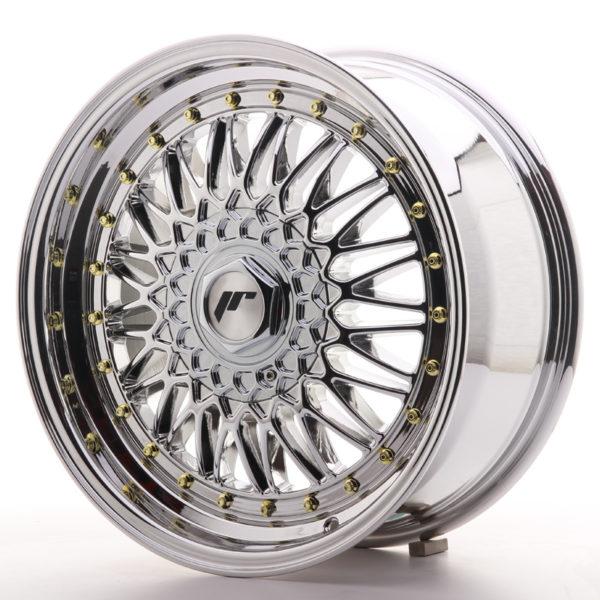 JR Wheels JR9 17x7,5 ET20-35 BLANK Chrome