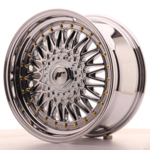 JR Wheels JR9 17x8,5 ET20-35 BLANK Chrome