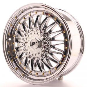 JR Wheels JR9 18x8 ET35 5x112/120 Chrome