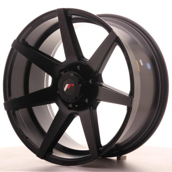 JR Wheels JRX3 20x9.5 ET20 6x139.7 Matt Black