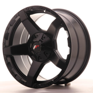 JR Wheels JRX5 18x9 ET20 6x139.7 Matt Black