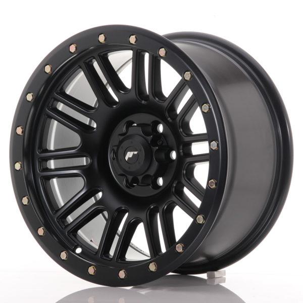 JR Wheels JRX7 17x9 ET0 6x139,7 Matt Black