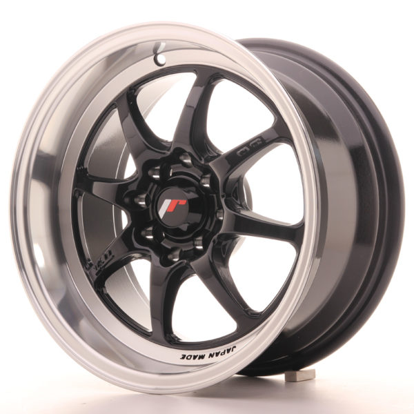 Japan Racing TF2 15x7,5 ET10 4x100/114 Gloss Black