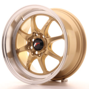 Japan Racing TF2 15x7,5 ET10 4x100/114 Gold