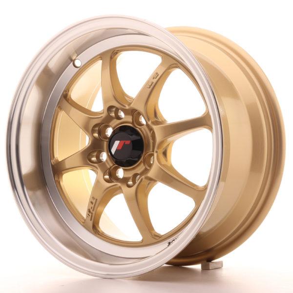 Japan Racing TF2 15x7,5 ET10 4x100/114 Gold