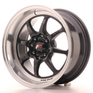 Japan Racing TF2 15x7,5 ET30 4x100/114 Gloss Black